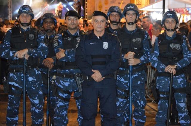 Projeto regulamenta gratificação especial aos policiais da Guarda Municipal de Aracaju (SE)
