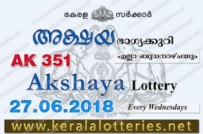 Kerala Lottery, Kerala Lottery Results, Kerala Lottery Result Live, Akshaya, Akshaya Lottery Results,