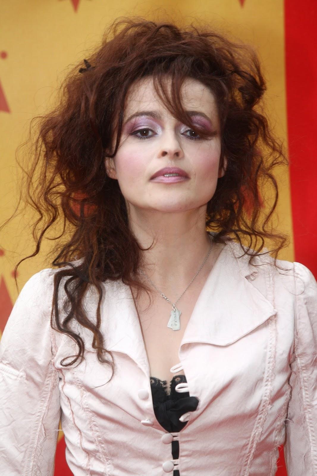 Helena Bonham Carter Sexy HQ Photos at Harry Potter And ...