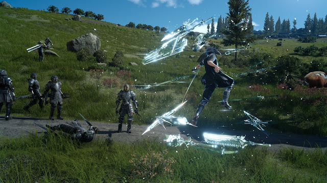 Final Fantasy XV Windows Edition PC full imagenes