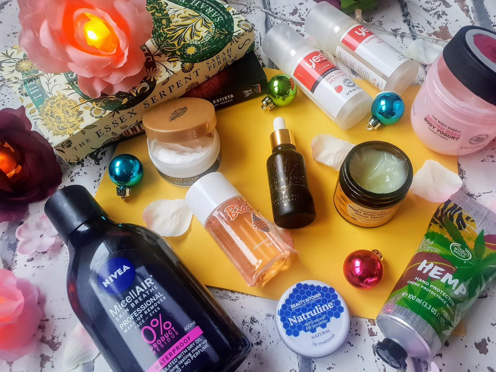 My Favourite Skincare Products of 2018