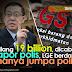 Hilang 19 billion, dicabar lapor polis, LGE berdalih hanya jumpa polis