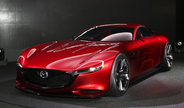 2020 Mazda RX-9 redesign