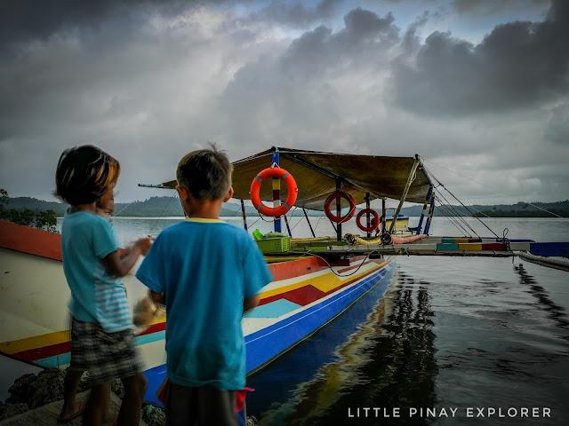 Boat, kids, sea, town, arteche, eastern samar