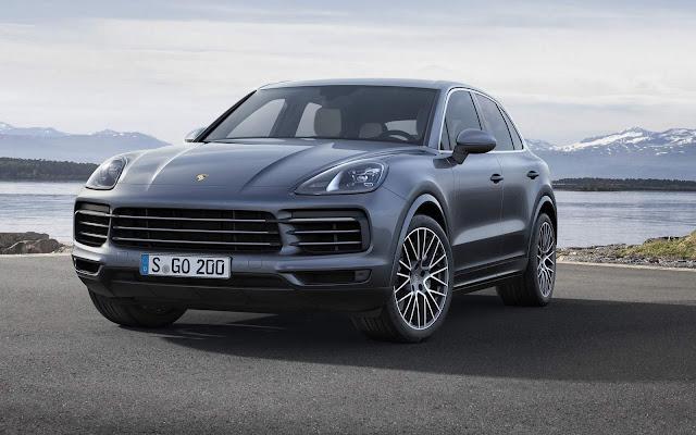 Novo Porsche Cayenne 2019