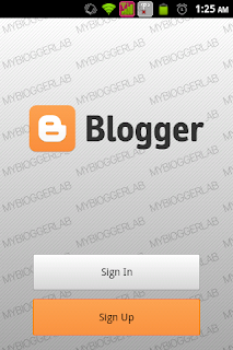 Blogger Official Mobile Apps