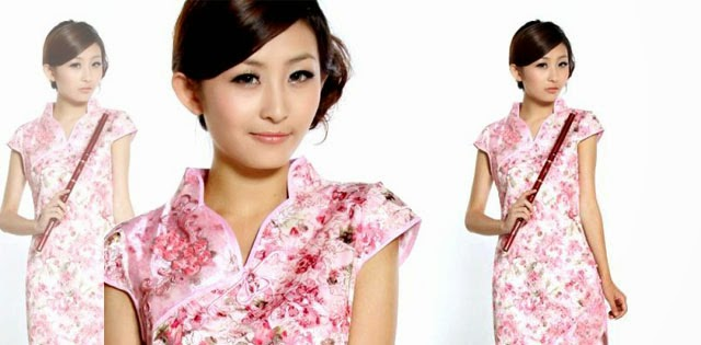 Batik Cheongsam, Fashion Cantik Penuh Makna Saat Imlek