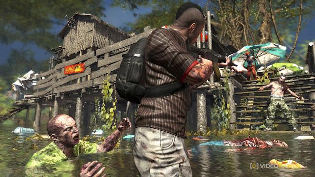 รีวิวเกม Dead Island Riptide