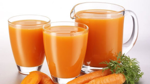 Benefits of Carrot Juice - Homemade Skin Care