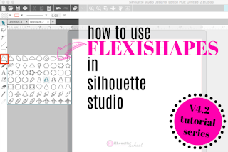 silhouette studio tutorials, how to use silhouette, Silhouette Studio designer edition tutorials, Silhouette Studio Software tutorials, Silhouette Design Studio tutorials