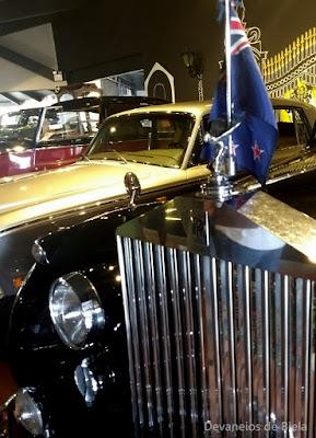 Curitiba Antique Car - carros antigos e clássicos - Rolls Royce