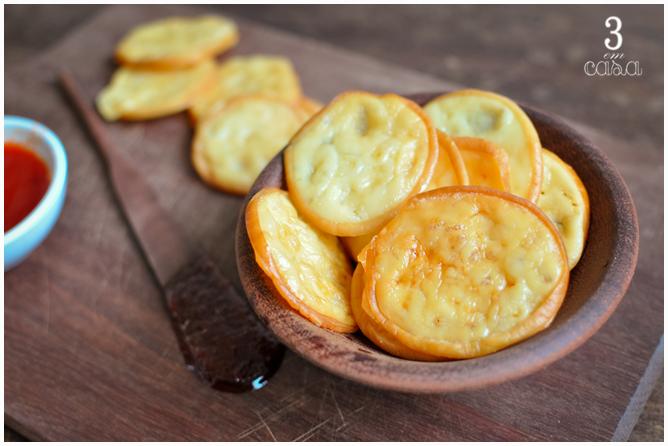 receita chips provolone