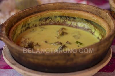 Daging Salai Masak Lemak Claypot