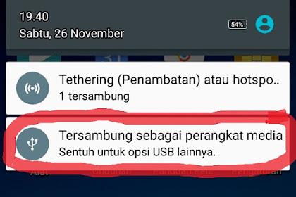 Cara instal driver USB smartphone di pc/laptop tanpa Download