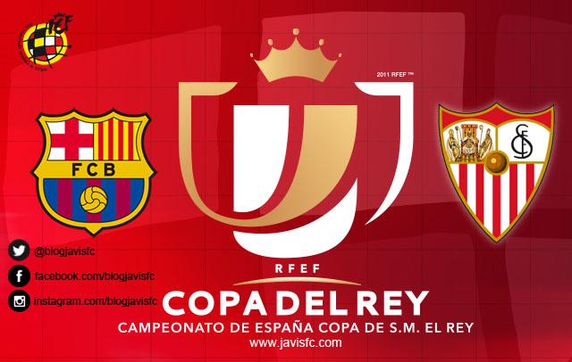Previa FC Barcelona - Sevilla FC