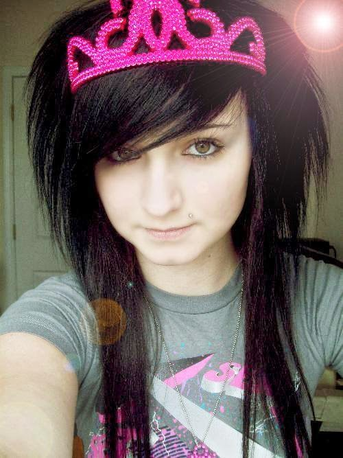 Emo Hairstyles For Girls Hairstyles For Women