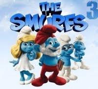 Smurfs 3 o filme