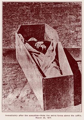 Ο John Doyle Lee νεκρός λίγο μετά την εκτέλεσή του