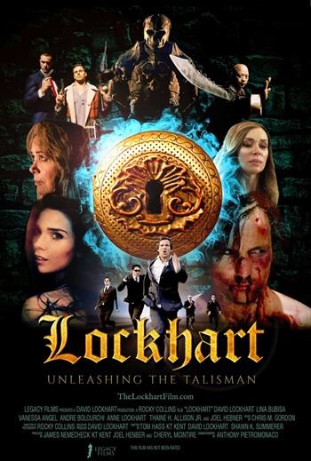 Lockhart Unleashing The Talisman 2015 Dual Audio Hindi 720p WEB-DL 800mb