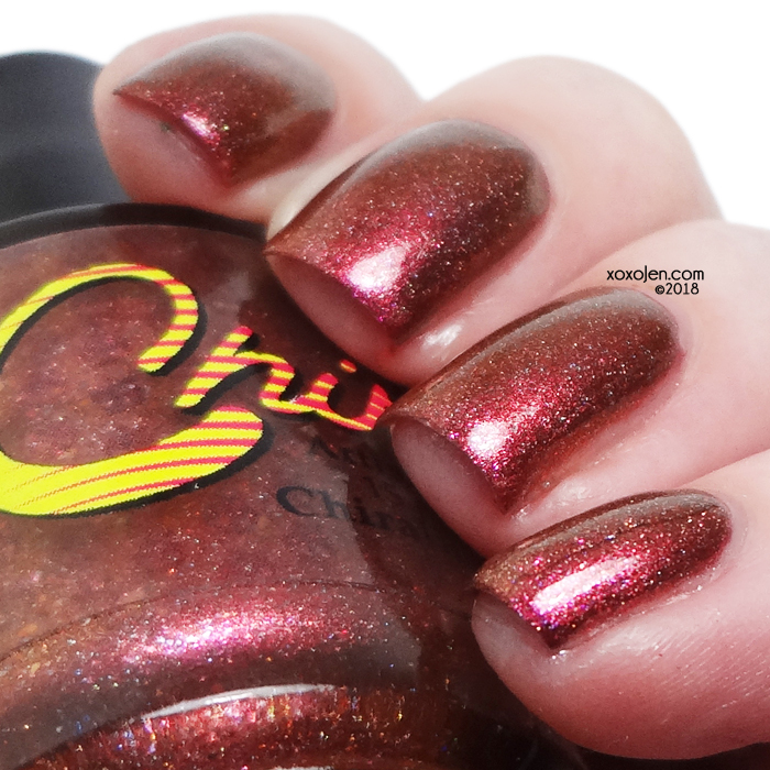 xoxoJen's swatch of Chirality Polish Hello Sweetie