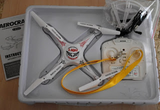Spesifikasi Drone Shengkai D97 - OmahDrones