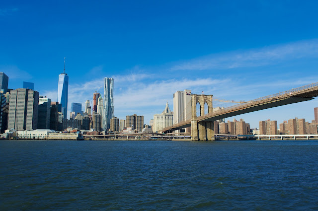 Lo Skyline di Manhattan