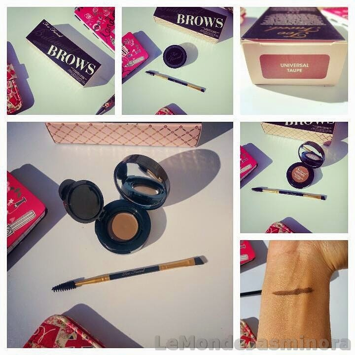 Too Faced Bulletproof Brow: review