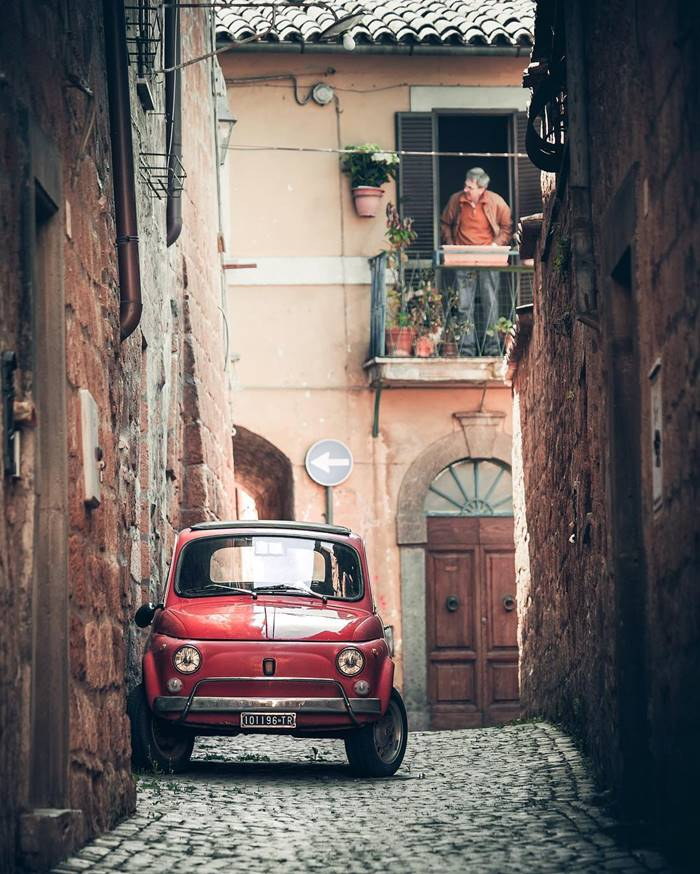 Max Lazzi is a talented self-taught photographer, adventurer and Instagrammer from Lucca, Italy.