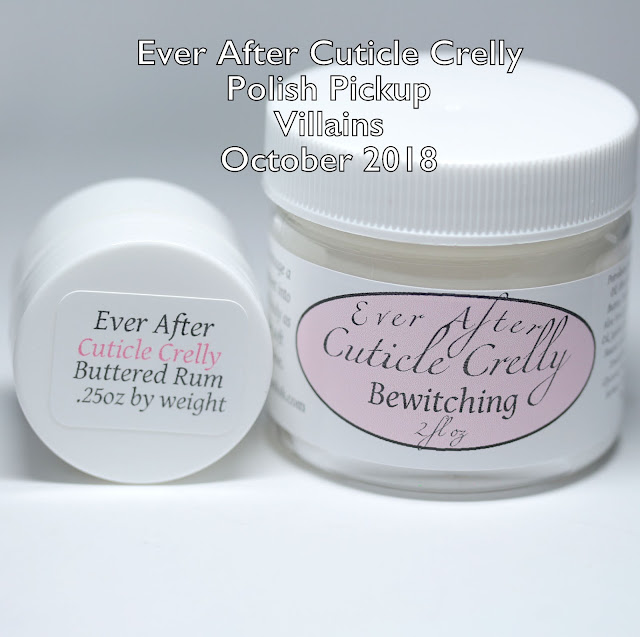 Ever After Cuticle Crelly Polish Pickup Villains October 2018