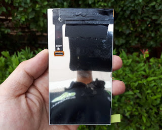 LCD Hape Caterpillar S50 Outdoor Phone New