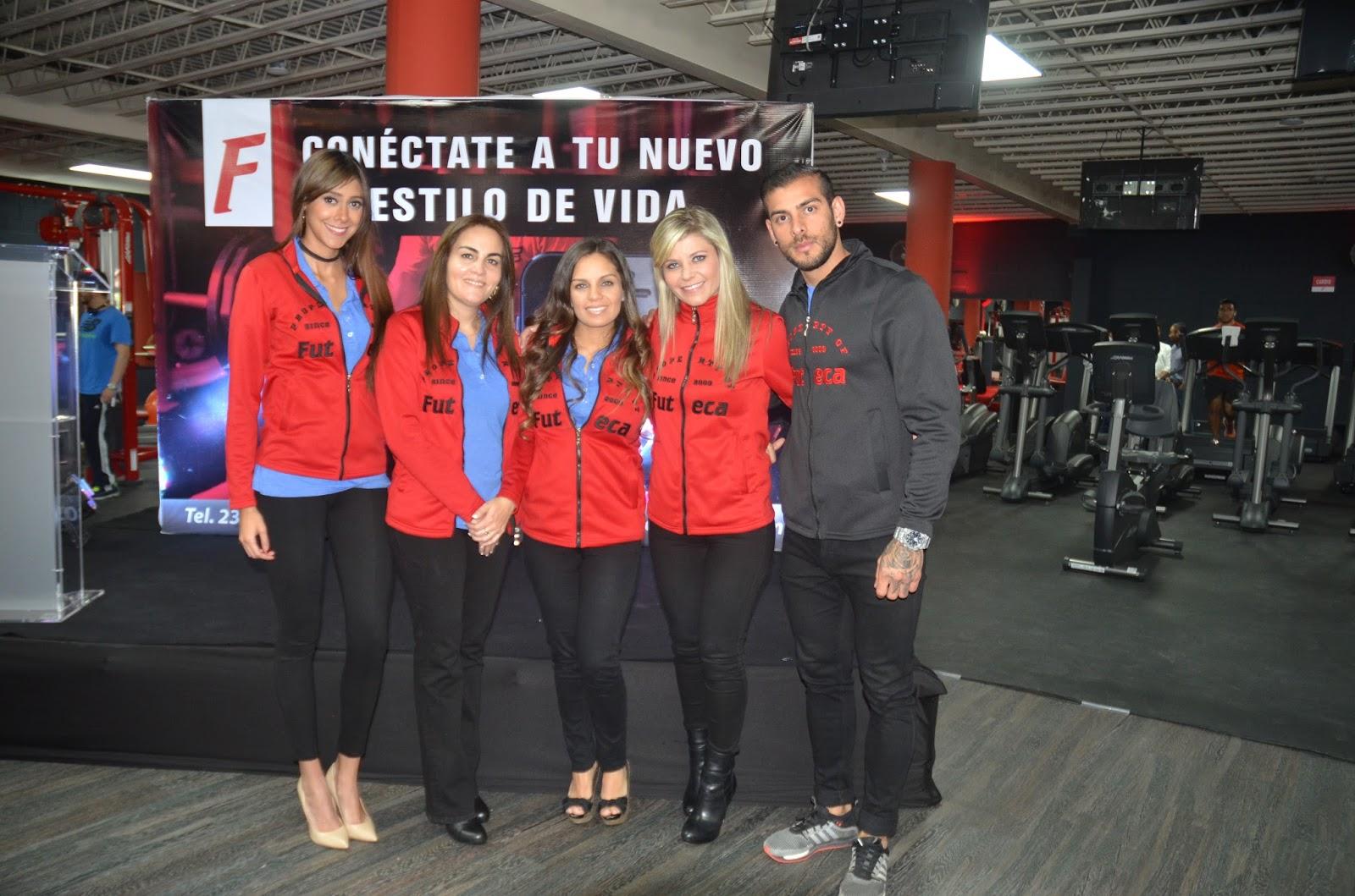 Abre el nuevo gimnasio futeca sport miraflores rrpp for Gimnasio nuevo estilo
