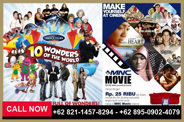 Promo Harga MNC Vision Paket Cinema - 082114578294