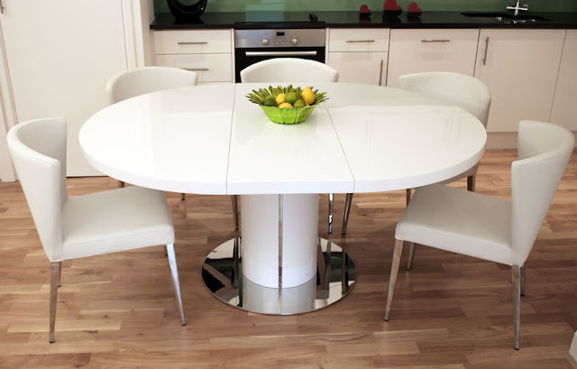 Small Elegant Kitchen Table