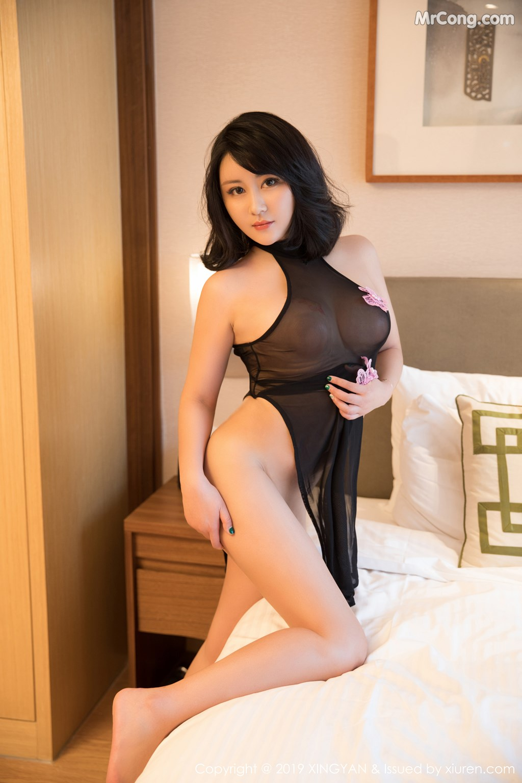Image XingYan-Vol.116-Cici-MrCong.com-027 in post XingYan Vol.116: 希希Cici (34 ảnh)