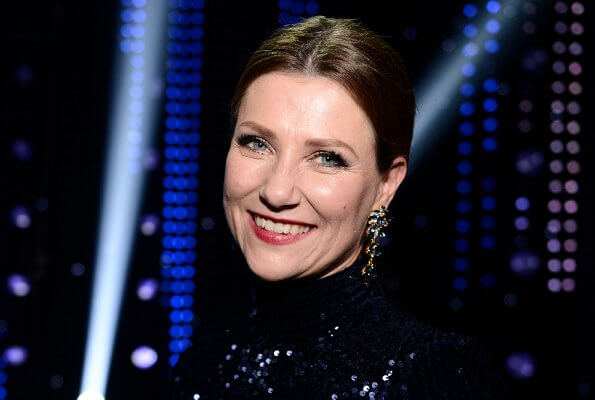 Princess Martha Louise is the only daughter of King Harald and Queen Sonja of Norway