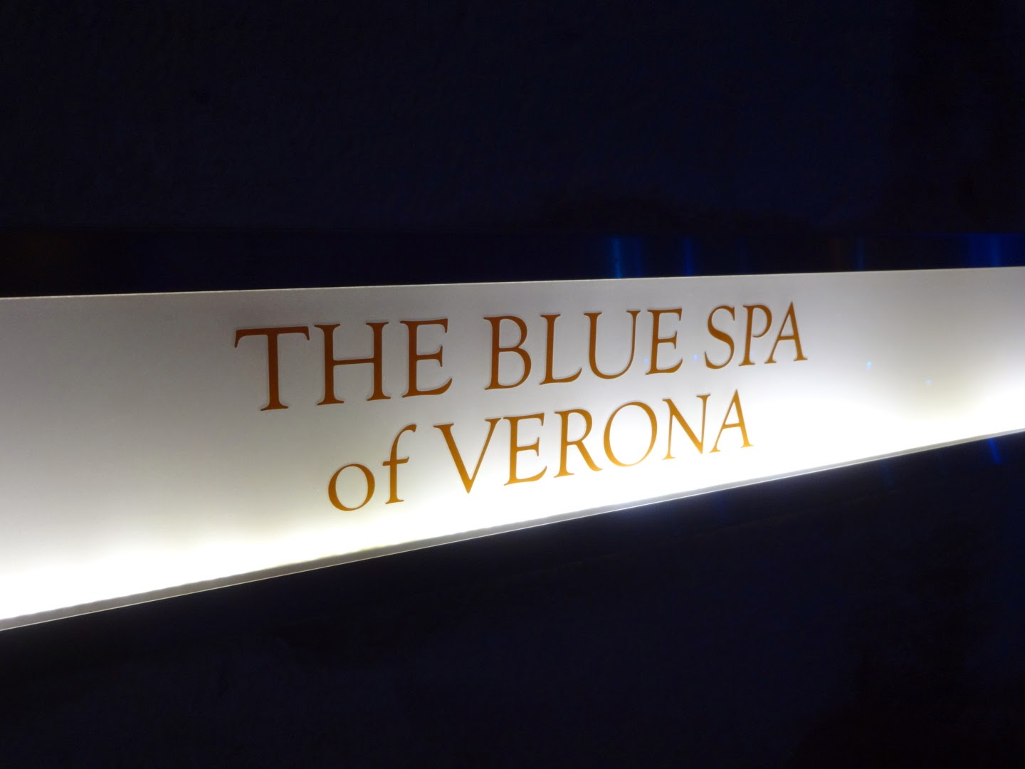 SPA a verona, SPA Darphin, the blue spa of verona, the gentleman of verona, hotel verona, hotel con spa e centro benessere a verona