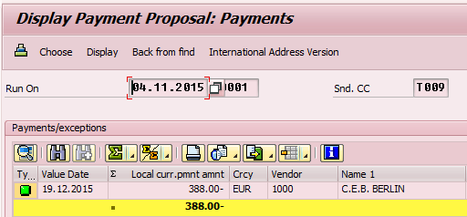 All About SAP: SAP FZ003 - Company Codes T009/T009 do not appear in