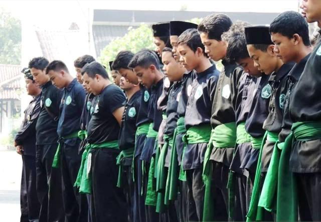 ISIS Sudah Sampai Marawi, Ribuan Pendekar Pagar Nusa Siaga Barisan