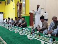 Dandim 0910/Malinau Bersama  Anggotanya  Hadiri acara Safari Ramadhan 1440 H