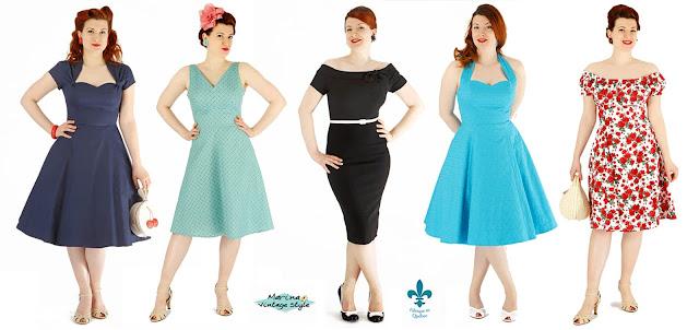 Collection Marina Vintage Style **fabriqué au Québec**