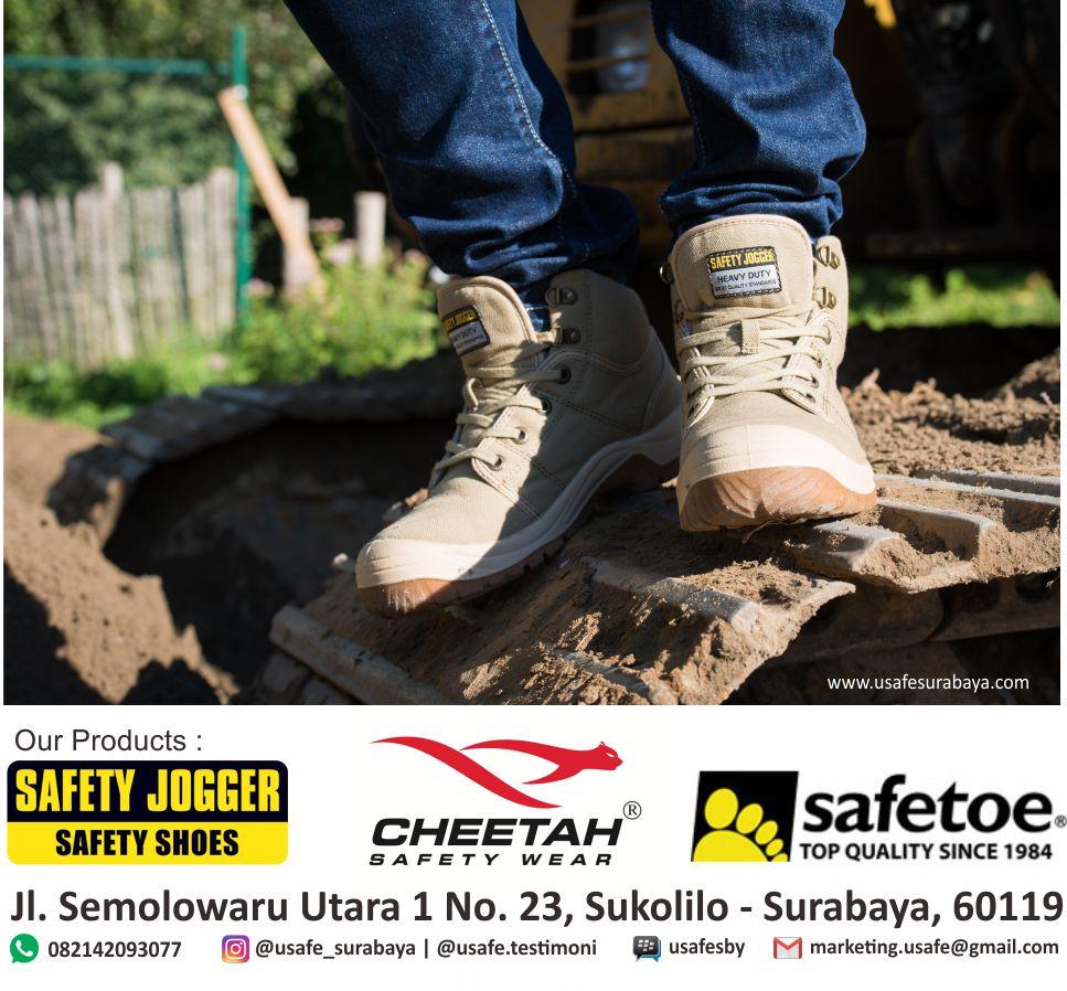 Jual Sepatu Safety di Surabaya d1451a83dc