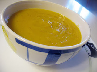 Curry-Laced Pumpkin and Potato Soup