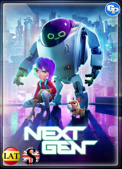 La Nueva Generación (2018) HD 720P LATINO/INGLES