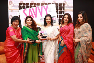 savvy magazine womens day edition launch event