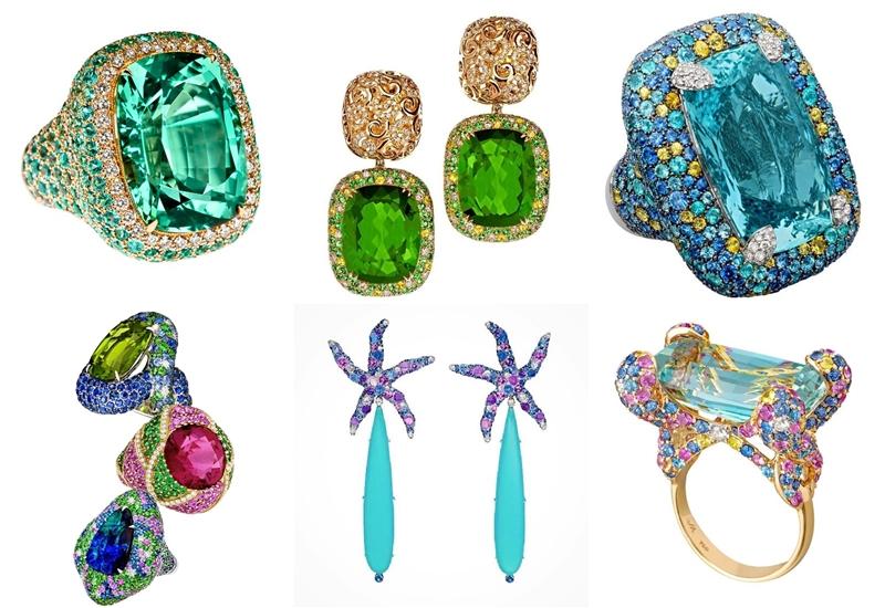 Margot McKinney nakit od dragocenog kamenja