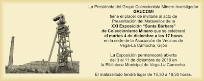 XXI Exposición de GRUCOMI en La Camocha