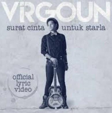 Not Angka Pianika Lagu Virgoun Surat Cinta Untuk Starla