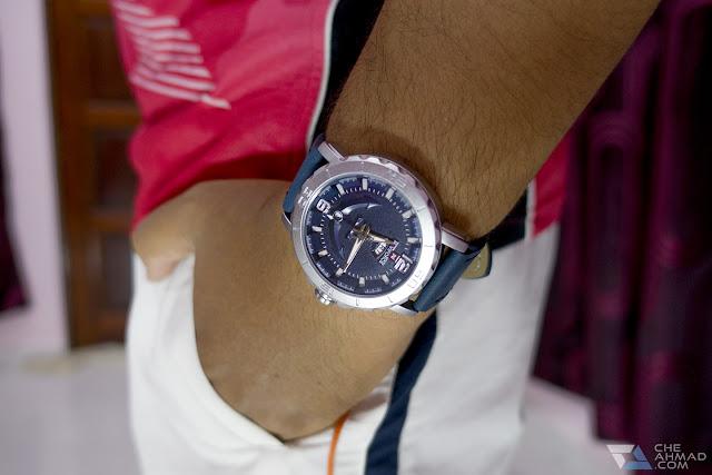 Jam Tangan Naviforce 9122 Ulasan Lazada
