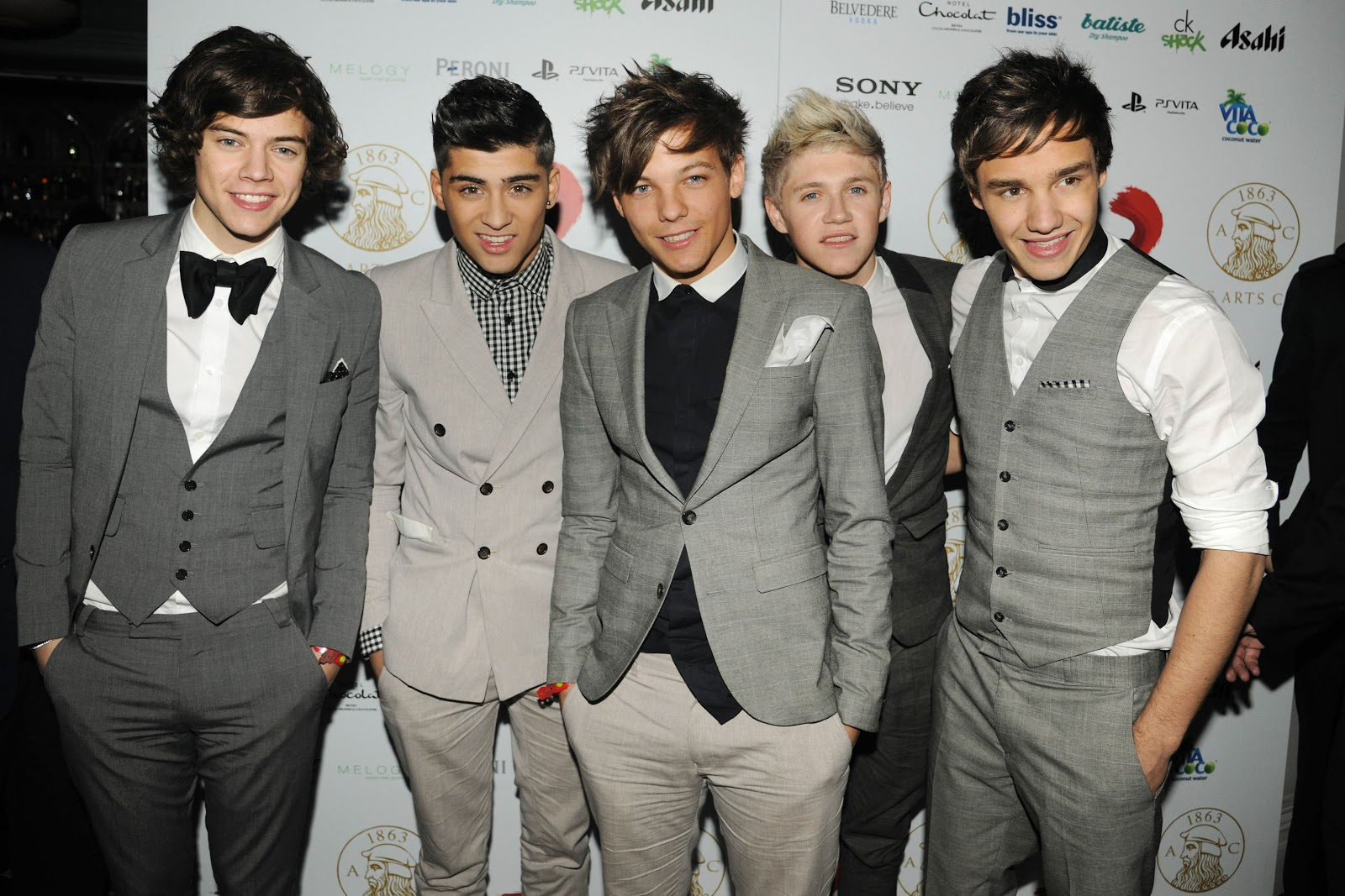 One Direction Photo: One Direction Desktop Wallpapers Full