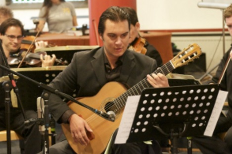 Guitar Festival for the first time in Tirana